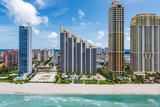 17555 Collins Ave #3702, Sunny Isles Beach, FL 33160 (MLS #A10868301) :: United Realty Group