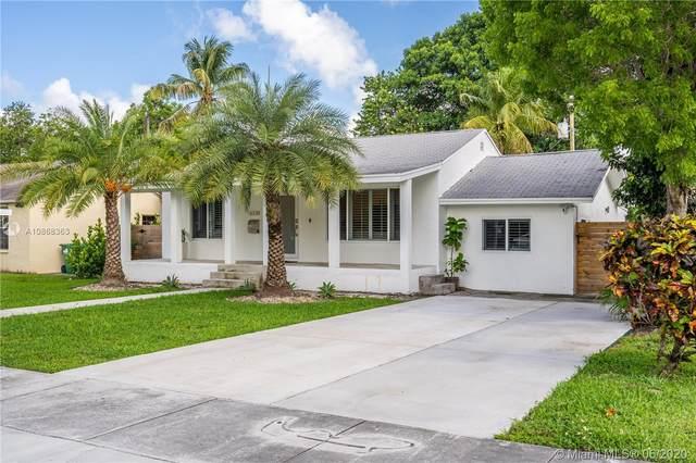 6338 SW 37th St, Miami, FL 33155 (MLS #A10868363) :: Green Realty Properties