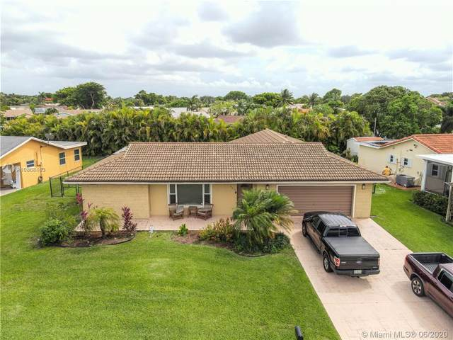 9414 NW 74th Ct, Tamarac, FL 33321 (MLS #A10868463) :: Carole Smith Real Estate Team