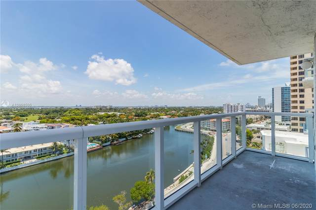 2457 Collins Ave #1406, Miami Beach, FL 33140 (MLS #A10868506) :: The Teri Arbogast Team at Keller Williams Partners SW
