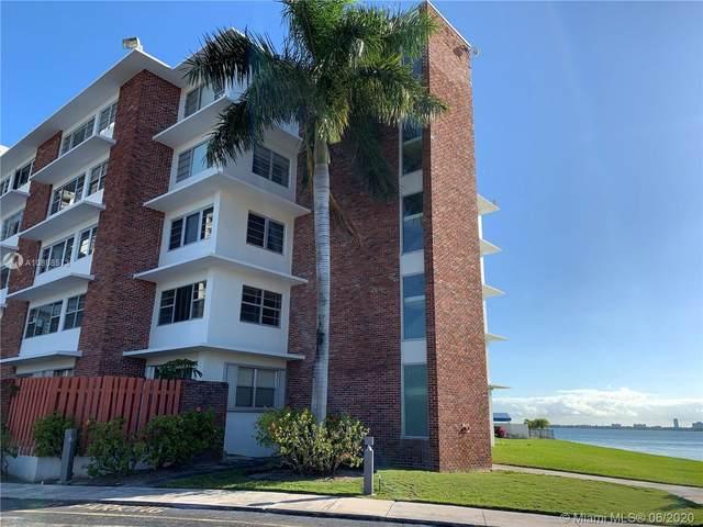 1700 NE 105th St #205, Miami Shores, FL 33138 (MLS #A10868513) :: The Jack Coden Group