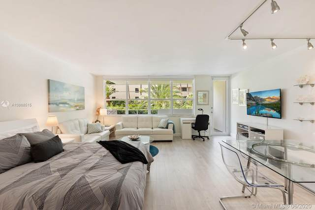 100 Lincoln Rd #330, Miami Beach, FL 33139 (MLS #A10868515) :: The Riley Smith Group