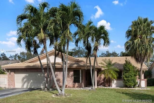 10965 NW 7th St, Coral Springs, FL 33071 (#A10868617) :: Dalton Wade