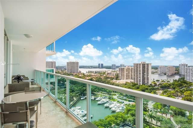3201 NE 183rd St #2402, Aventura, FL 33160 (MLS #A10868675) :: Carole Smith Real Estate Team