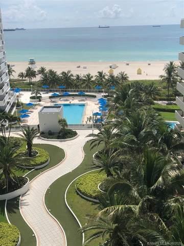 100 Lincoln Rd #1538, Miami Beach, FL 33139 (MLS #A10868710) :: Laurie Finkelstein Reader Team