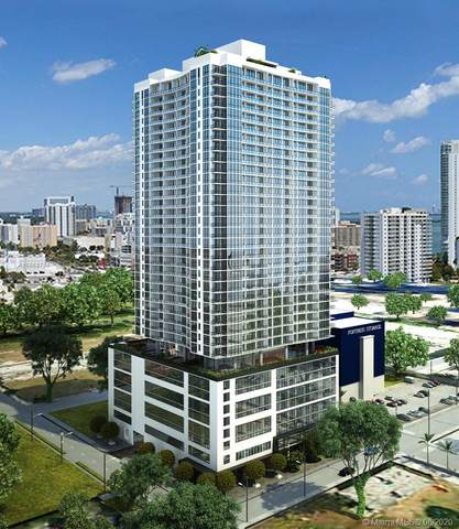 1600 NE 1 AVE #1206, Miami, FL 33132 (MLS #A10868798) :: Green Realty Properties