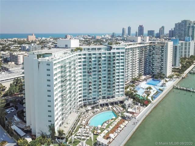 1100 West Ave #711, Miami Beach, FL 33139 (#A10868815) :: Dalton Wade