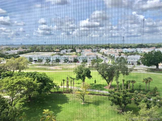 4400 Hillcrest Dr 909A, Hollywood, FL 33021 (MLS #A10868824) :: Ray De Leon with One Sotheby's International Realty