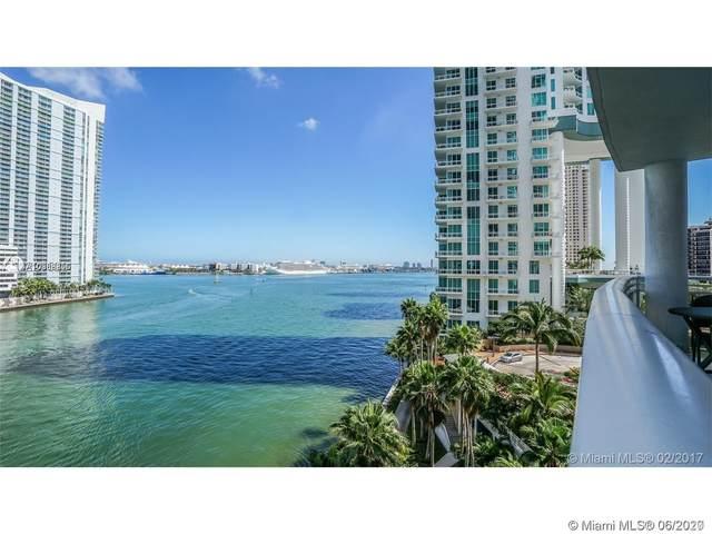 901 Brickell Key Blvd #407, Miami, FL 33131 (MLS #A10868855) :: Patty Accorto Team