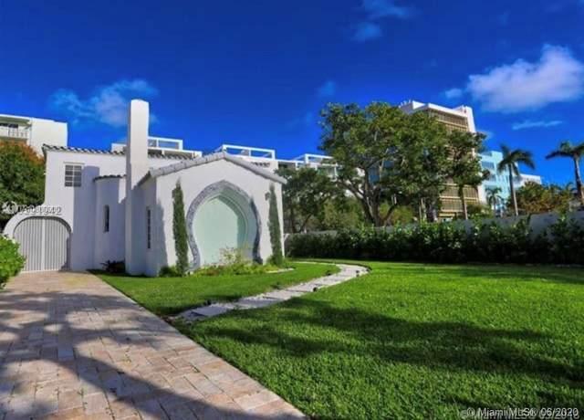 1729 Jefferson Ave, Miami Beach, FL 33139 (MLS #A10868906) :: Berkshire Hathaway HomeServices EWM Realty