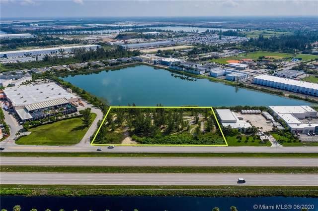 13391 W Okeechobee Rd, Hialeah Gardens, FL 33018 (#A10868919) :: Dalton Wade