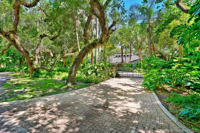 4685 SW 74th St, Coral Gables, FL 33143 (MLS #A10868935) :: Laurie Finkelstein Reader Team