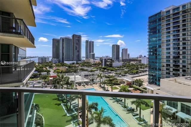 3301 NE 1st Ave H1608, Miami, FL 33137 (MLS #A10868951) :: Grove Properties