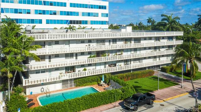 1698 Jefferson Ave #28, Miami Beach, FL 33139 (MLS #A10868960) :: Laurie Finkelstein Reader Team