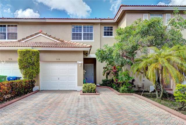 9158 NW 40th Pl, Sunrise, FL 33351 (MLS #A10868976) :: Castelli Real Estate Services
