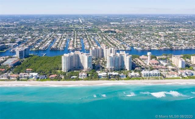 3720 S Ocean Blvd #906, Highland Beach, FL 33487 (MLS #A10868997) :: Prestige Realty Group