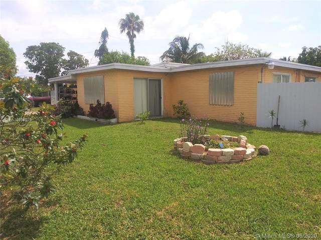 3501 SW 59th Ter, West Park, FL 33023 (#A10869075) :: Dalton Wade