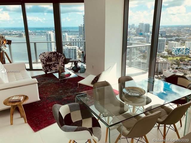 501 NE 31st St #3708, Miami, FL 33137 (MLS #A10869083) :: Grove Properties