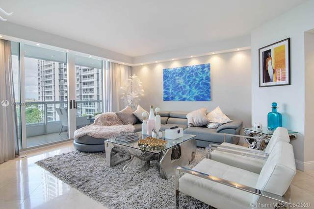 21055 Yacht Club Dr #903, Aventura, FL 33180 (MLS #A10869089) :: Ray De Leon with One Sotheby's International Realty