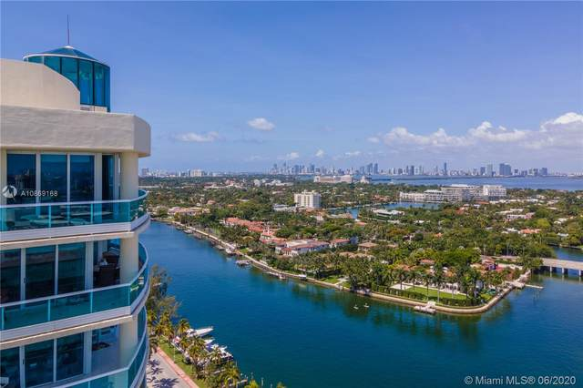 5025 Collins Ave Penthouse West, Miami Beach, FL 33140 (MLS #A10869168) :: The Riley Smith Group