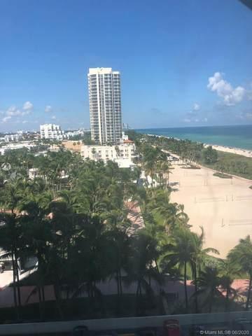 7135 Collins Ave #901, Miami Beach, FL 33141 (#A10869174) :: Dalton Wade