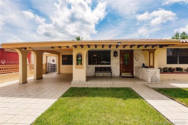 565 SW 62nd Ct, Miami, FL 33144 (#A10869183) :: Dalton Wade