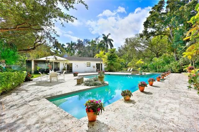 5555 Kerwood Oaks Dr, Coral Gables, FL 33156 (MLS #A10869296) :: ONE | Sotheby's International Realty