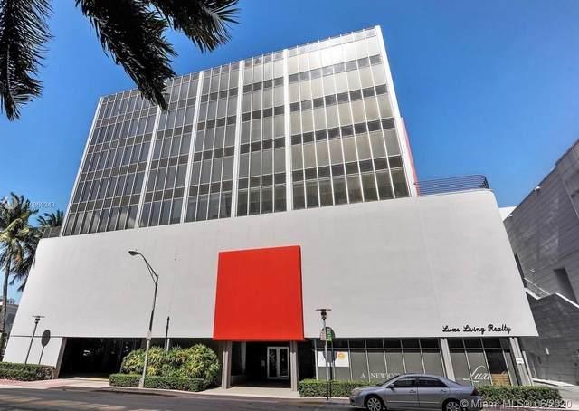 1680 Michigan Ave 1022A, Miami Beach, FL 33139 (MLS #A10869343) :: Prestige Realty Group