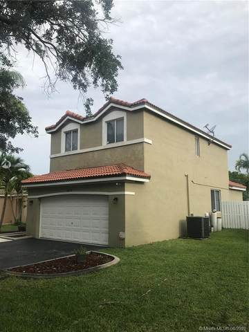 1576 Salerno Cir, Weston, FL 33327 (MLS #A10869344) :: THE BANNON GROUP at RE/MAX CONSULTANTS REALTY I