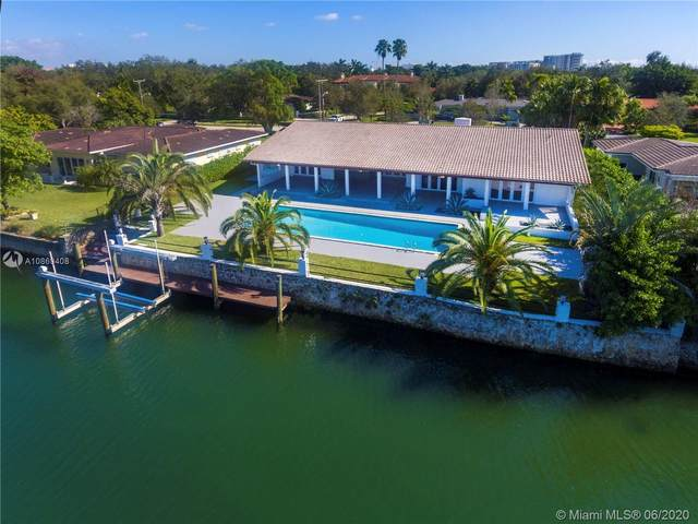 4706 Granada Blvd, Coral Gables, FL 33146 (MLS #A10869408) :: Laurie Finkelstein Reader Team