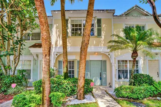 3184 Festival Dr #240, Margate, FL 33063 (MLS #A10869437) :: The Riley Smith Group
