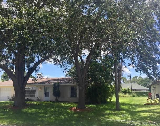 336 SE Yardley Ter, Port Saint Lucie, FL 34983 (MLS #A10869727) :: THE BANNON GROUP at RE/MAX CONSULTANTS REALTY I