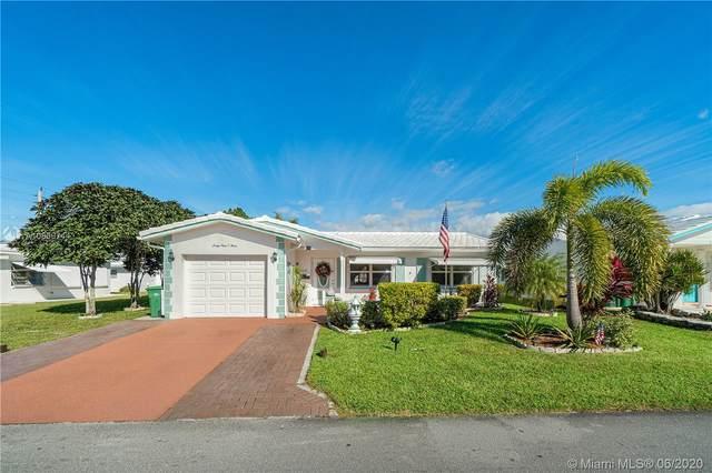 6903 NW 74th Pl, Tamarac, FL 33321 (MLS #A10869744) :: Castelli Real Estate Services