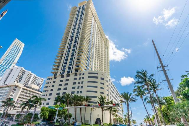 16699 Collins Ave #2501, Sunny Isles Beach, FL 33160 (MLS #A10869747) :: The Teri Arbogast Team at Keller Williams Partners SW