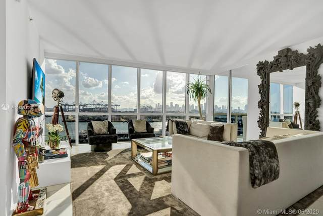400 Alton Rd #1001, Miami Beach, FL 33139 (MLS #A10869800) :: Podium Realty Group Inc