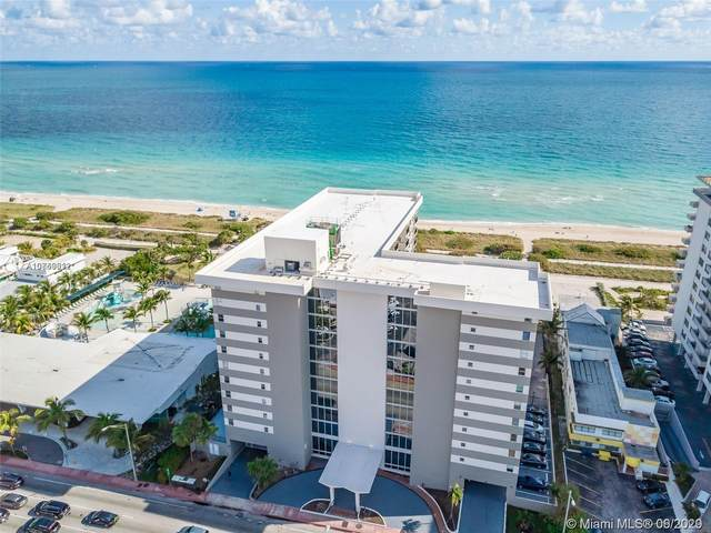 9273 Collins Ave #802, Surfside, FL 33154 (MLS #A10869812) :: The Jack Coden Group