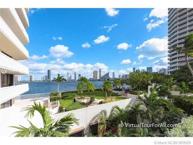 3000 Island Blvd #501, Aventura, FL 33160 (MLS #A10869843) :: United Realty Group