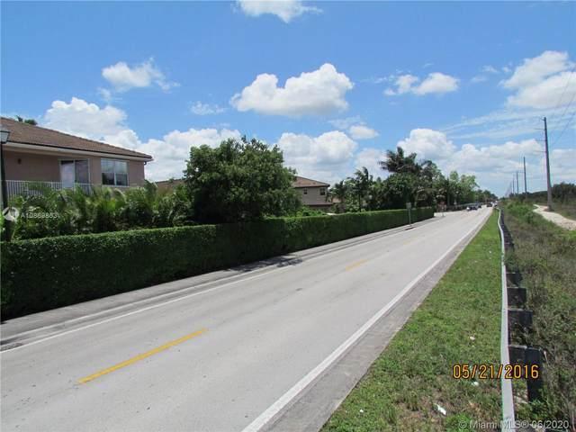 24xx SW 159th Ave, Miami, FL 33185 (MLS #A10869863) :: Compass FL LLC