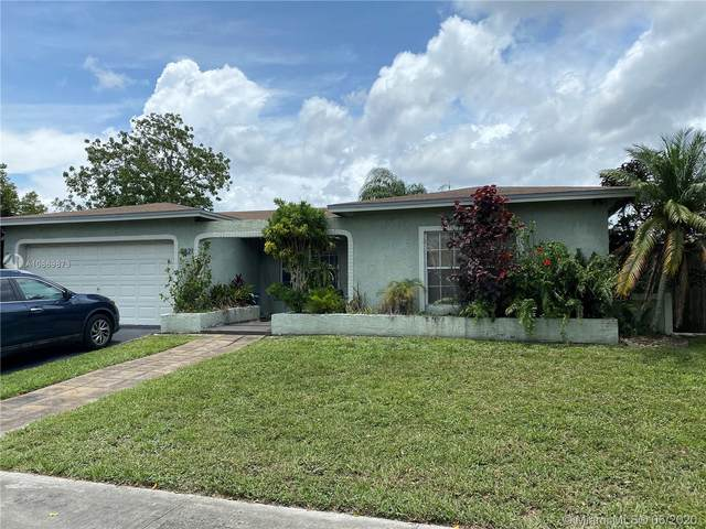 8821 NW 8th St, Pembroke Pines, FL 33024 (#A10869873) :: Real Estate Authority