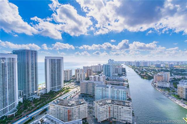 4010 S Ocean Dr #3708, Hollywood, FL 33019 (MLS #A10869876) :: Carole Smith Real Estate Team