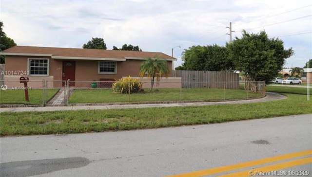 4201 NW 197th St, Miami Gardens, FL 33055 (MLS #A10869891) :: Prestige Realty Group