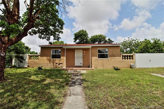 12830 NW 18th Ct, Miami, FL 33167 (MLS #A10869909) :: THE BANNON GROUP at RE/MAX CONSULTANTS REALTY I