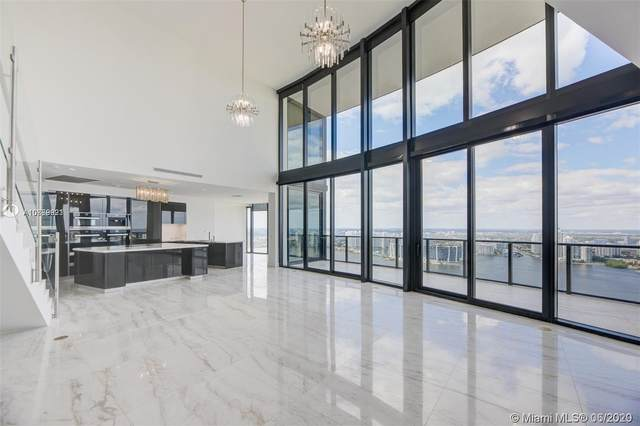 18555 Collins Ave #4004, Sunny Isles Beach, FL 33160 (#A10869921) :: Real Estate Authority