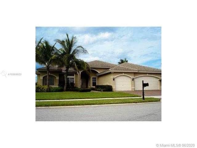 15091 SW 37th St, Davie, FL 33331 (MLS #A10869923) :: The Paiz Group