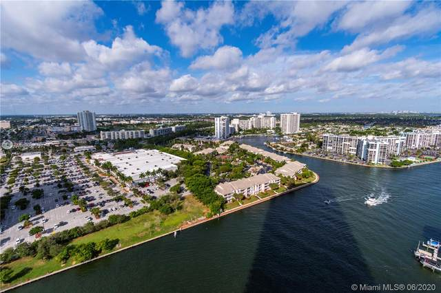 4010 S Ocean Dr #2304, Hollywood, FL 33019 (MLS #A10869927) :: The Riley Smith Group