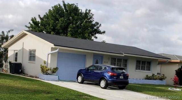 4513 Monterey Dr, Tamarac, FL 33319 (MLS #A10869936) :: Castelli Real Estate Services