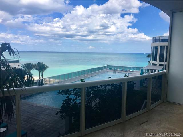 15901 Collins Ave #503, Sunny Isles Beach, FL 33160 (MLS #A10869939) :: The Howland Group