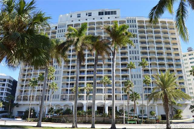 5401 Collins Ave #511, Miami Beach, FL 33140 (MLS #A10870000) :: The Riley Smith Group
