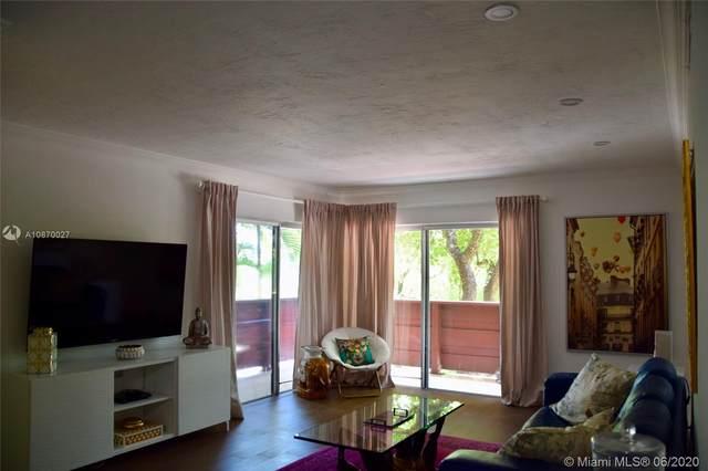 1205 Mariposa Ave #312, Coral Gables, FL 33146 (MLS #A10870027) :: Albert Garcia Team