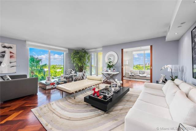 445 Grand Bay Dr #602, Key Biscayne, FL 33149 (MLS #A10870053) :: Ray De Leon with One Sotheby's International Realty